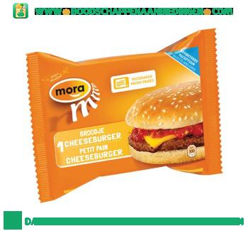 Mora Broodje cheeseburger aanbieding