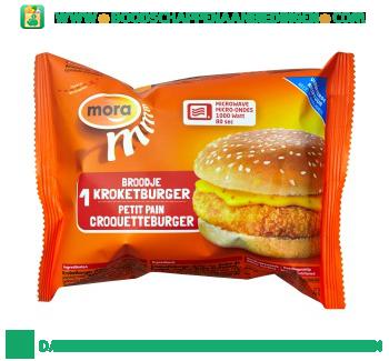 Mora Broodje kroketburger aanbieding