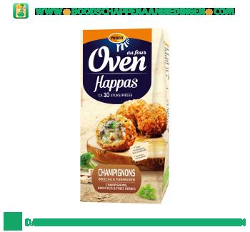 Mora Happas champignon aanbieding