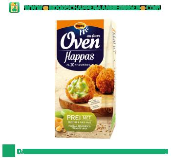Happas prei mosterd en kaas aanbieding
