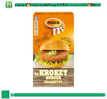 Mora Kroketburgers aanbieding