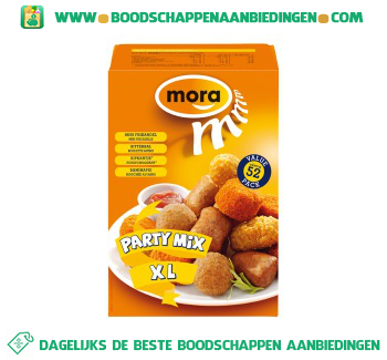 Mora Party mix XL aanbieding