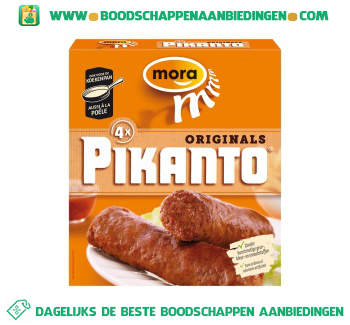 Mora Pikanto aanbieding