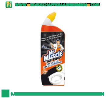 Muscle Toiletreiniger kalk vernietiger aanbieding