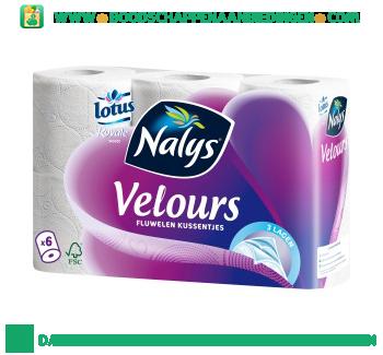 Nalys/Lotus Toiletpapier royale aanbieding