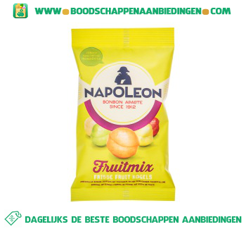 Napoleon Fruitmix aanbieding