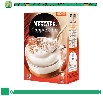 Nescafé Cappuccino aanbieding