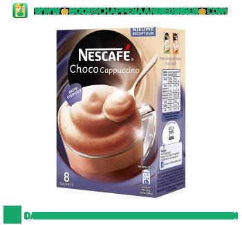 Choco cappuccino aanbieding