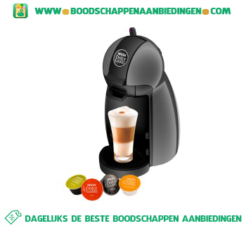 Nescafé Dolce Gusto machine piccolo aanbieding
