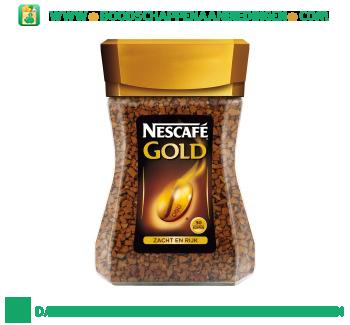 Nescafé Gold aanbieding