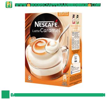 Nescafé Latte caramel aanbieding