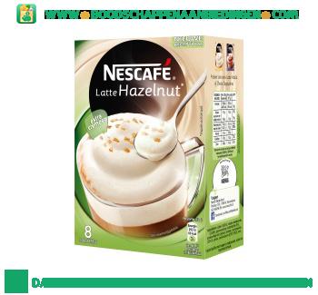 Nescafé Latte hazelnoot aanbieding
