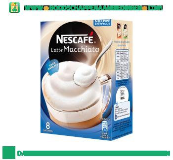 Nescafé Latte macchiato aanbieding