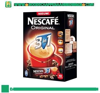 Nescafé Original 3 in 1 aanbieding