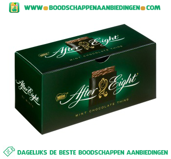 Nestlé After eight aanbieding