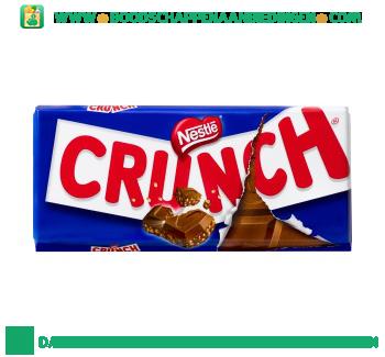 Nestlé Chocoladereep crunch aanbieding