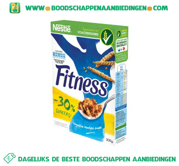 Nestlé Fitness original aanbieding