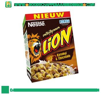 Nestlé Lion cereals aanbieding