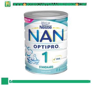 Nestlé NAN optipro standaard 1 aanbieding