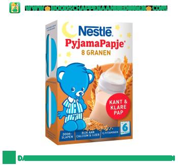 Nestlé Pyjamapapje 8-granen vanaf 6 mnd aanbieding