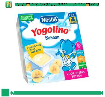 Nestlé Yogolino banaan aanbieding