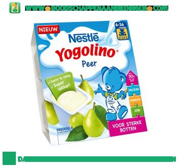 Nestlé Yogolino peer aanbieding