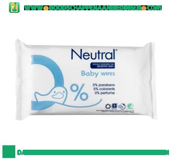 Neutral Baby Billendoekjes Parfumvrij aanbieding