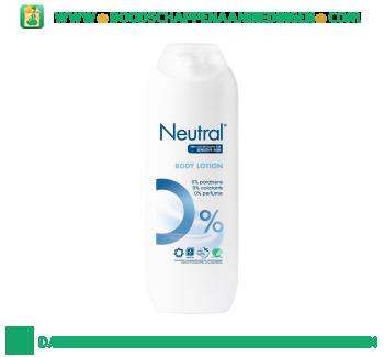 Neutral Bodylotion Parfumvrij aanbieding