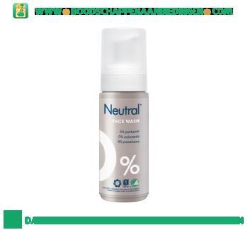 Neutral Face Wash Parfumvrij aanbieding