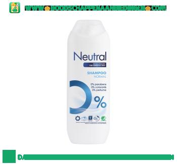 Neutral Shampoo Parfumvrij aanbieding