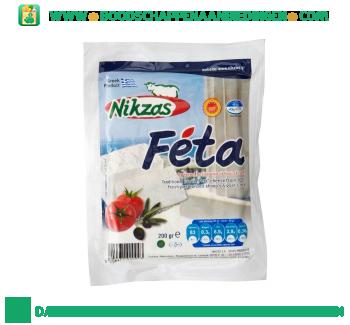 Nikzas Feta kaas aanbieding