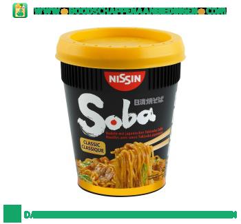 Nissin Soba cup classic aanbieding