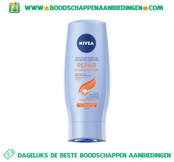 Nivea Conditioner smart & repair aanbieding