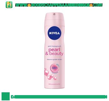 Deospray pearl & beauty aanbieding