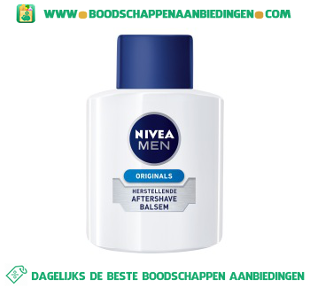 Nivea Men Aftershave balsem original aanbieding
