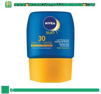 Nivea Sun pocketsize spf 30 aanbieding