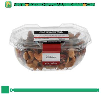 Notenmix met macadamia's aanbieding