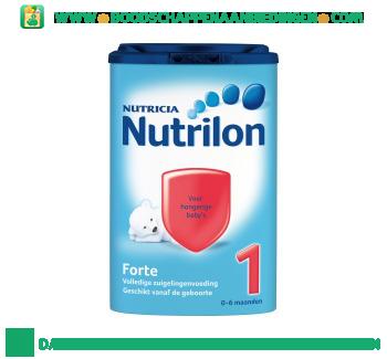 Nutrilon Forte 1 aanbieding