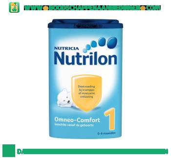 Nutrilon Omneo-comfort 1 aanbieding