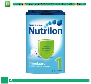 Nutrilon Standaard 1 aanbieding
