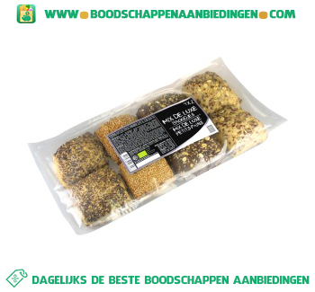 Odenwald Broodjes mix de luxe aanbieding