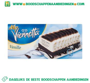 Ola Viennetta mini aanbieding
