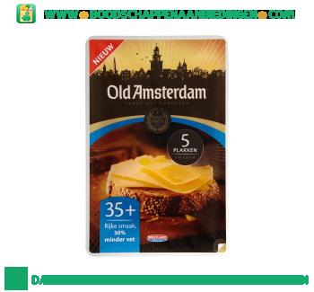 Old Amsterdam 35+ 5 kaasplakken aanbieding