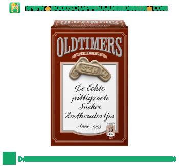 Oldtimers Sneker zoethoudertjes aanbieding