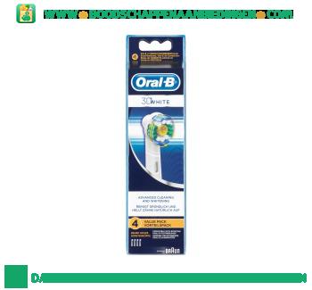 Oral-B 3D White opzetborstel aanbieding