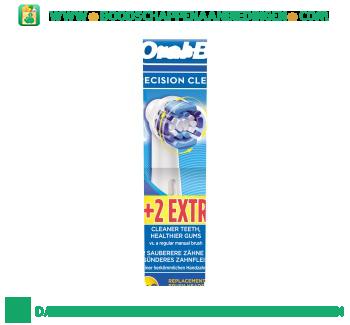 Oral-B Precision clean opzetborstel aanbieding