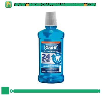 Oral-B Pro-expert professionele bescherming mondwater aanbieding