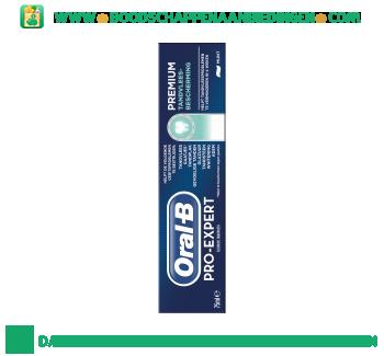 Oral-B Pro-expert tandpasta met tandvlees bescherming aanbieding