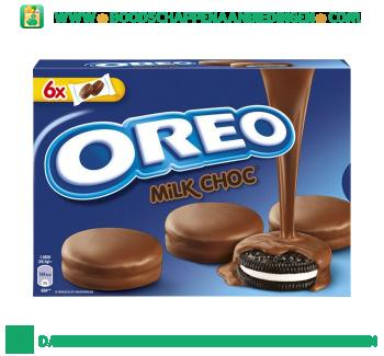 Oreo Omhuld met melkchocolade 6×2 stuks aanbieding