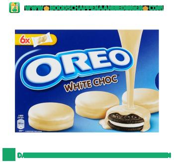Oreo Omhuld met witte chocolade 6×2 stuks aanbieding